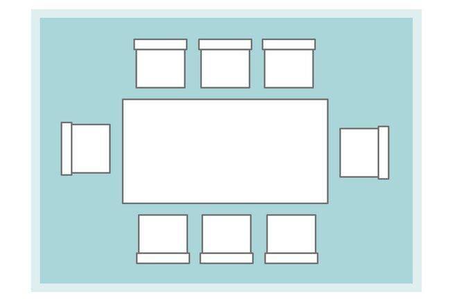 all legs on the rug dining room rug layouts wayfairs ideas advice. Interior Design Ideas. Home Design Ideas