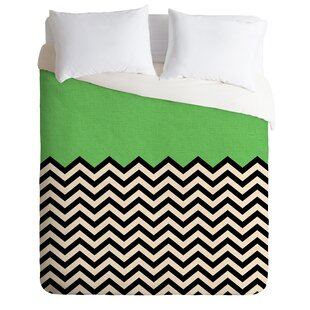 East Urban Home This Way Duvet Cover Set