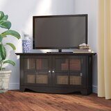 Kew Gardens Corner TV Stand for TVs up to 55 by Andover Mills™