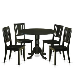 Dublin 5 Piece Dining Set by W..