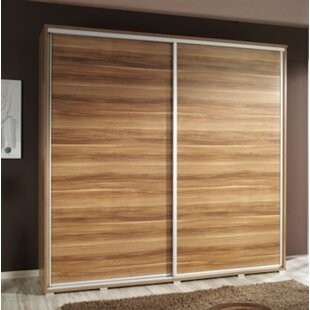 Major 2 Door Sliding Wardrobe By Selsey Living