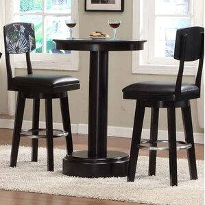 Goddard Series Pub Table Base by ECI Furniture