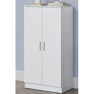 14 Pair Shoe Storage Cabinet By Mercury Row