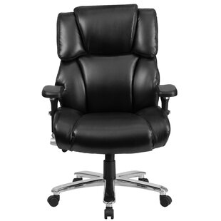 Check Prices Loughran Executive Chair by Red Barrel Studio
