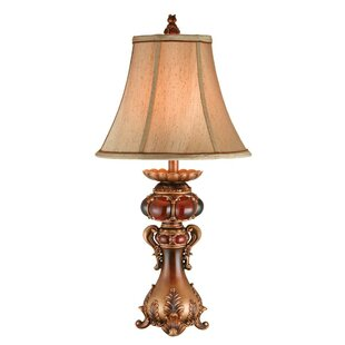 Price Check Fleet 31 Table Lamp By Astoria Grand
