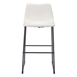Hetherton 28.7 Bar Stool by Ivy Bronx