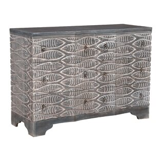 Enrico 6 Drawer Dresser by Bloomsbury Market 2019 Sale