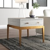 Updegraff End Table by Mercury Row®