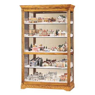 Darby Home Co Bridgers Curio Cabinet