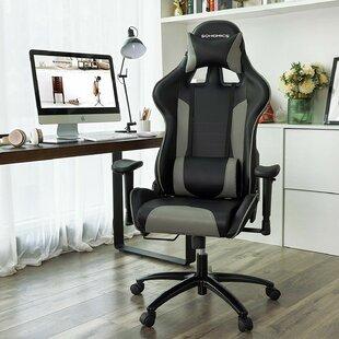 Mier Ergonomic Gaming Chair by Latitude Run