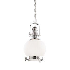 Tressau00a0 Industrial 1-Light Mini Pendant