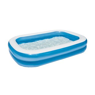 Bestway 4-Person Inflatable Spa By Freeport Park