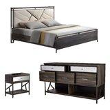 Andromeda Standard Configurable Bedroom Set by Gracie Oaks