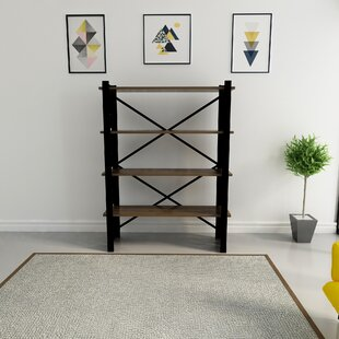 Toro Etagere Bookcase by Ebern Designs Great price