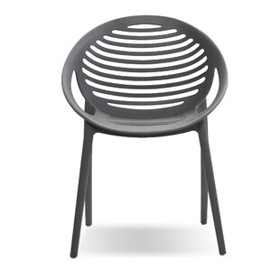 Mcelfresh Stacking Patio Dining Chair (Set of 4)