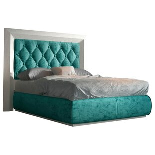 Everly Quinn Kohr Panel Bed