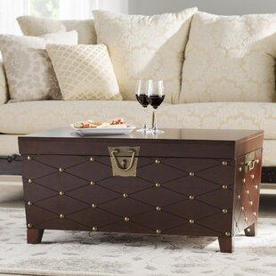 Coffee Table Decorative Trunks