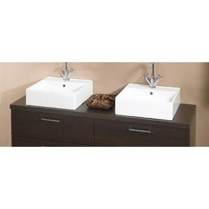 double sink vanity with top. Aurora 61  Double Bathroom Vanity Top Tops You ll Love Wayfair