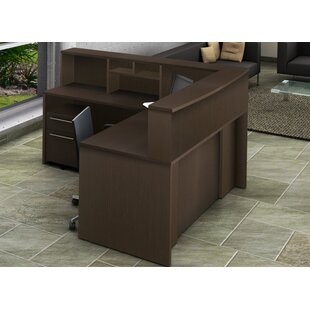 Reversible L-Shape Executive Desk