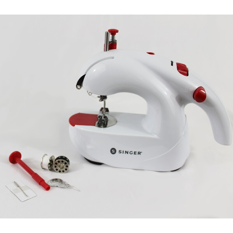 Singer Stitch Sew Quick 40 Electronic Sewing Machine Reviews Wayfair Magnificent Quick Sewing Machine