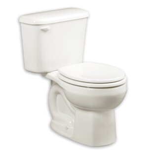 American Standard Colony 1.6 GPF Round Two-Piece Toilet