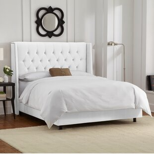 Florine Upholstered Panel Bed by Willa Arlo Interiors