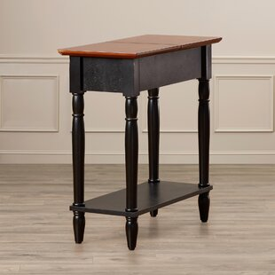 Carlisle End Table by Charlton Home
