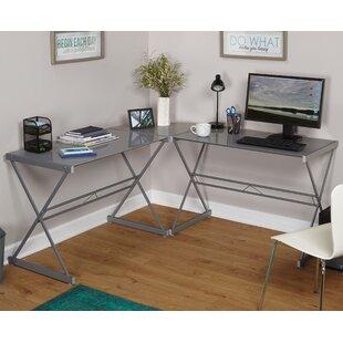 Ebern Designs Priscilla Deluxe L-Shaped D..