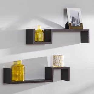 Wall Shelf (Set of 2)