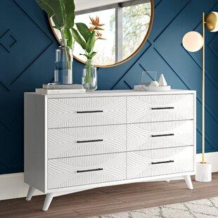 Mcelrath 6 Drawer Dresser by Mercury Row