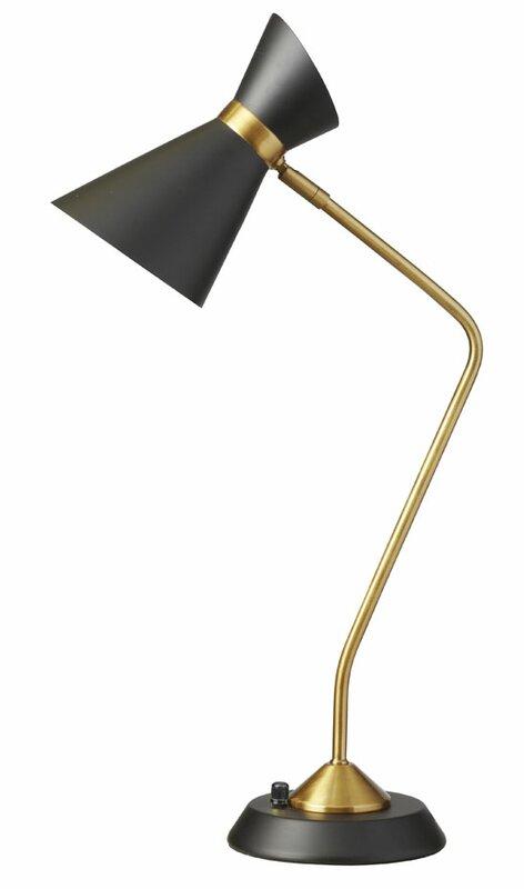 """Image of Hudson 26.5"""" Desk Lamp up to 31% off"""