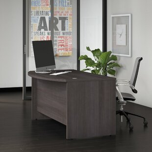 Purchase Studio C Bow Front Desk Shell ByBush Business Furniture