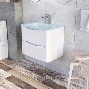 Chappel 600mm Wall Mount Vanity Unit By Belfry Bathroom