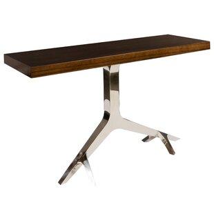 Waldenburg Console Table by Orren Ellis