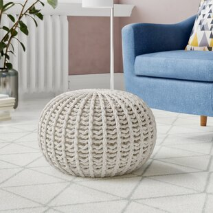 Wollano Pouffe By Zipcode Design