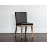 Ahlefeld Upholstered Parsons Chair (Set of 2) by Latitude Run®