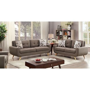 Crosier Configurable Living Room Set