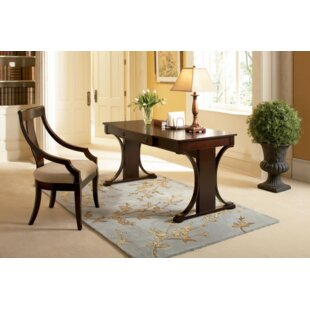 Darby Home Co Richbell Writing Desk and Chai..
