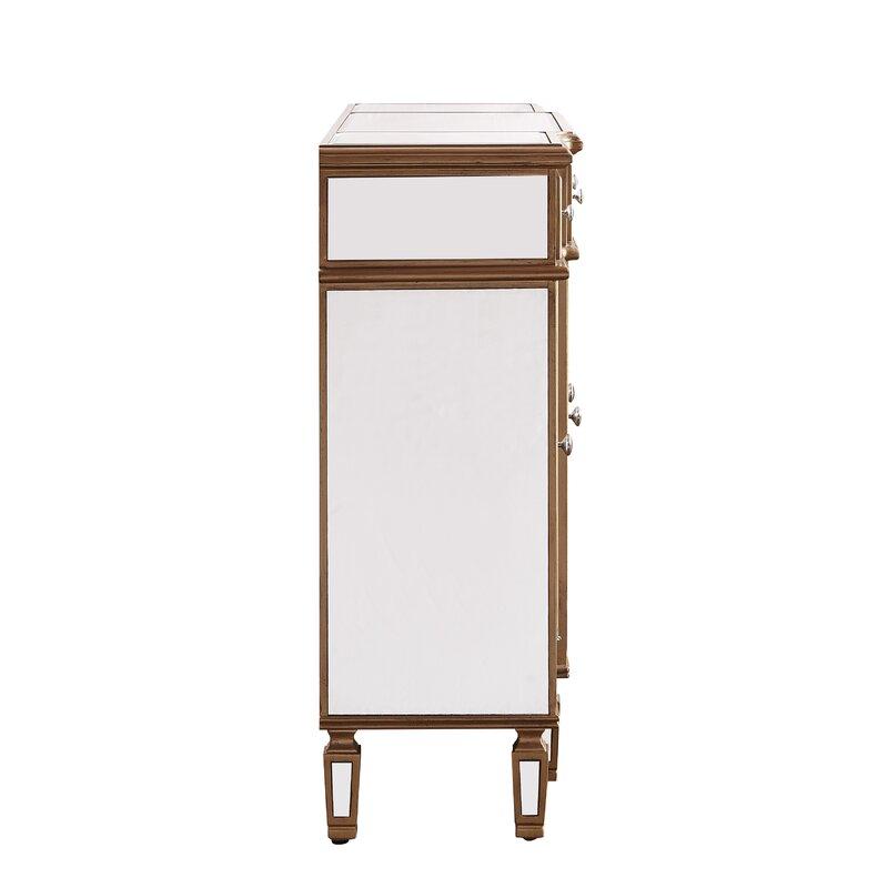 Loïc 4 Door Accent Cabinet
