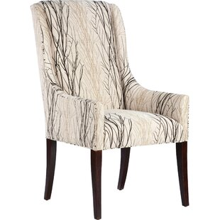 High Back Upholstered Dining Chair