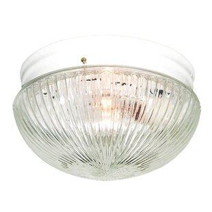 Woodbridge Lighting Interior Complements 1-Light Flush Mount