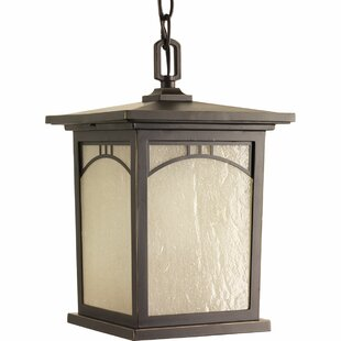 Progress Lighting Residence 1 Light Outdoor Hanging Lantern