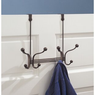 Over The Door Towel Robe Hooks Youll Love Wayfair