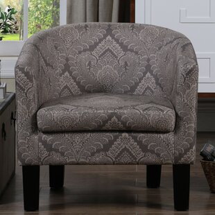 Livermore Barrel Chair by Bungalow Rose 2019 Sale
