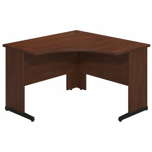 Series C Elite L-Shape Corner Desk by Bush Business Furniture Modern