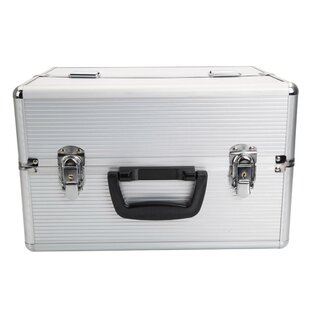 Searching for Portable Aluminum Makeup Accessory Box By Rebrilliant