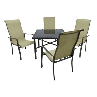 Marco 5 Piece Dining Set by Latitude Run Read Reviews
