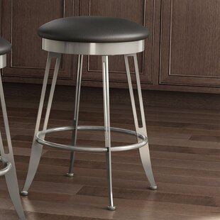 Library Luxe Style 26 Swivel Bar Stool