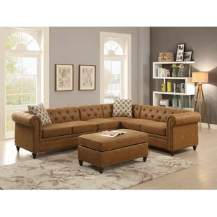 Gracie Oaks Faughil Modular Sectional
