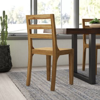 Allegro Solid Wood Dining Chair by Mistana SKU:DD774221 Reviews